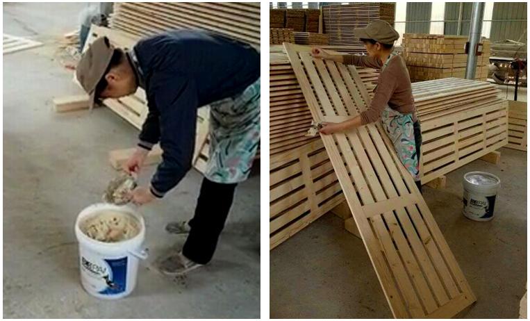 【得牌案例】家具腻子,木材修补得牌一直是我们的合作伙伴!